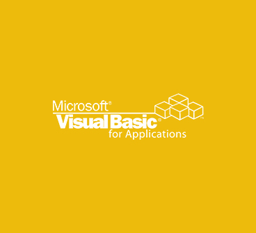 Microsoft Visual Basic for Application